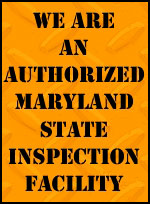 Maryland State Inspection Center